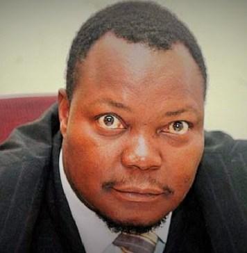 Le député Job Sikhala du Mouvement pour un changement démocratique (MDC) interpelé par la justice © Pindula News / HA