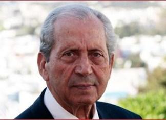 Mohamed Ennaceur, président du parlement et Président par intérim de la Tunisie © L'Economiste Maghrébin