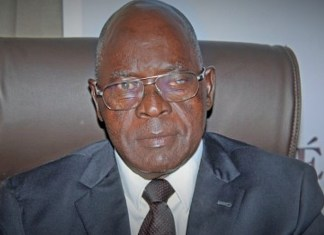 Tchambakou Ayassor, président de la CENI © Alphonse Logo / HA