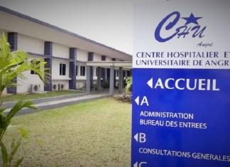 Centre hospitalier universitaire (CHU) de Angre © EKACICO