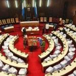 Le parlement de la Sierra Leone lors de l'élection du président de l'institution © africanews.com