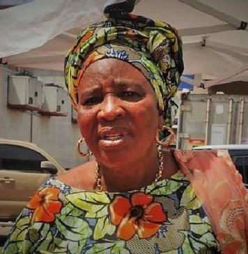 Marie Dandjinou épouse Prince Agbodjan, cheffe village de Djèrègbé Houêla dans la commune de Sèmè-Podji © Finogbé / HA