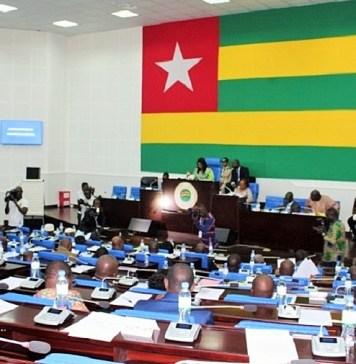 Les parlementaires togolais au cours d'une session à l'assemblée nationale togolaise © radiooreole