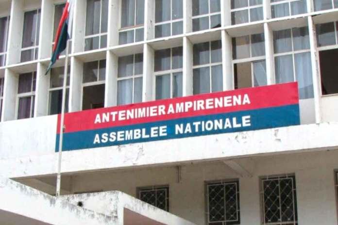 Siège de l'Assemblée nationale de Madagascar à Tsimbazaza © Factu.orange.mg