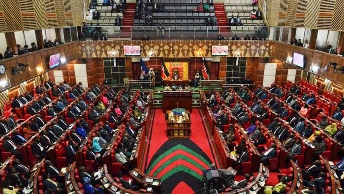 Parlement du Kenya © rfi.fr