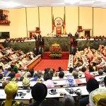 Les députés camerounais en séance plénière ce mardi 10 décembre © cameroon-report.com .