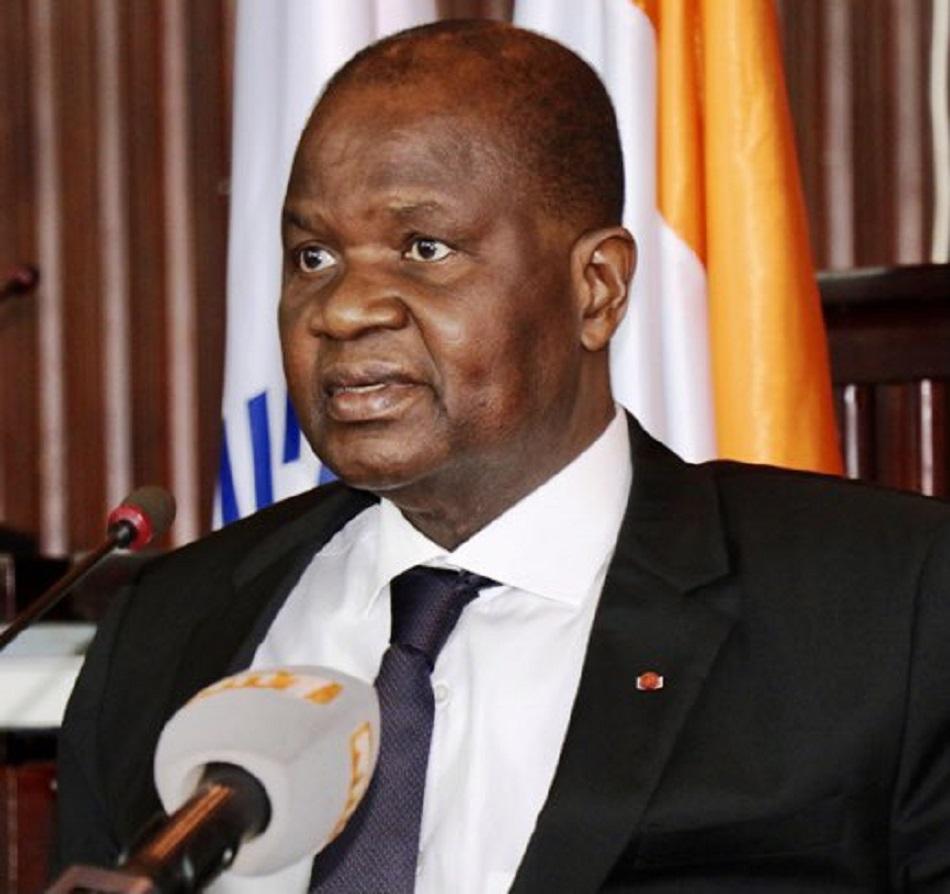 François Traorédu NDI au cabinet du président Amadou Soumahoro