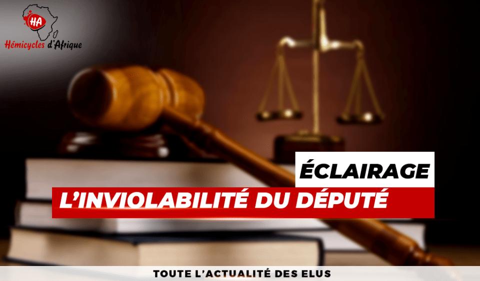 Eclairage : L'inviolabilité parlementaire du député