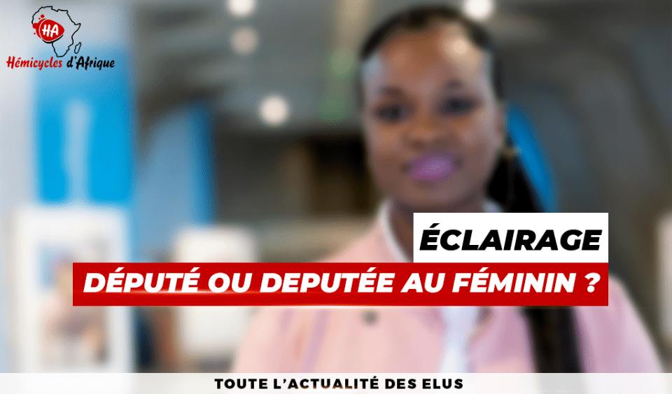 Parlement : Député ou députée au féminin ?