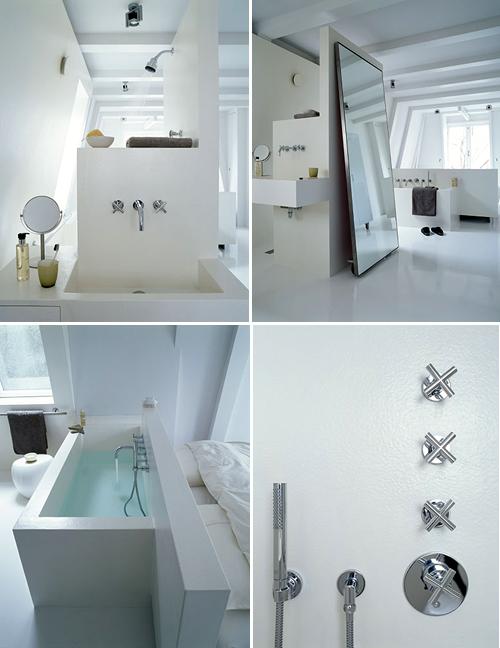 Inspiration för badrummet - som är en oas för själen