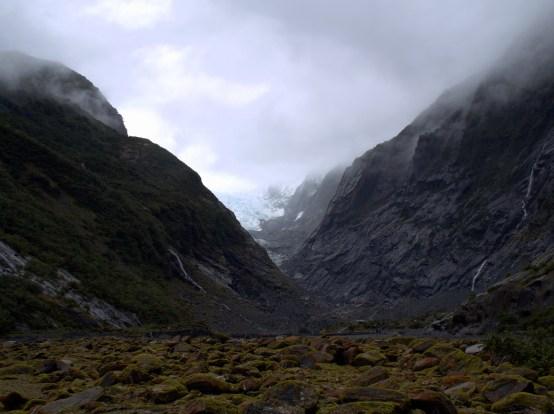 Glacier de Franz Josef