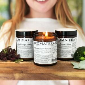 Aromaterapiljuset 45h