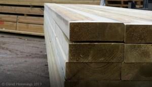 Timber Slide