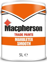 Macpherson Marbletex Smooth 5L Brill White Magnolia
