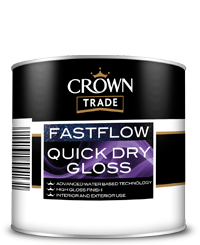 quick dry gloss 250ml white