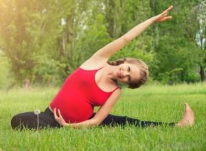 exercitii pentru femeile gravide