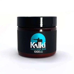 Recommended with Kalki Muscle Cream