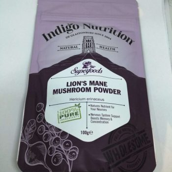 Lion's Mane Mushroom Powder