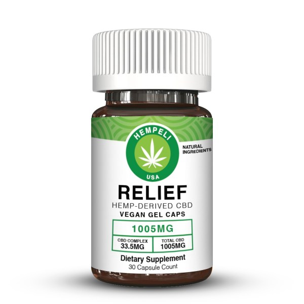 cbd capsules and pills