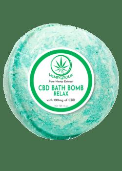 CBD Relax Bath Bomb
