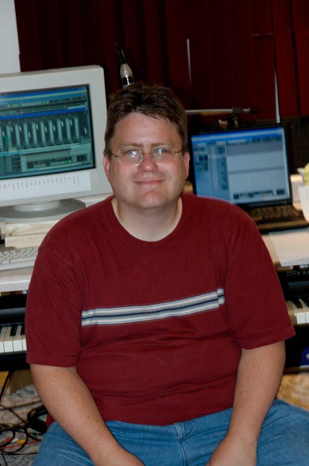Jim, music producer extraordinaire