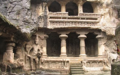 Hemp Walls Saved India's Ancient Ellora Caves