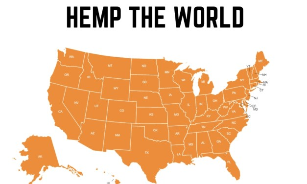 HEMP THE WORLD – Begin in your state!