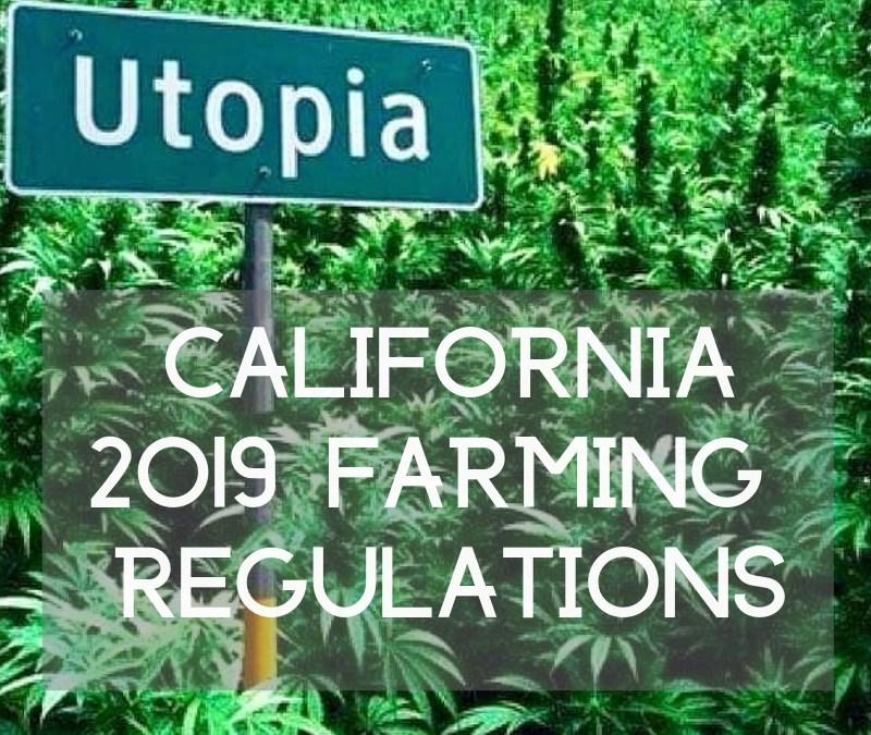 California Industrial Hemp Program