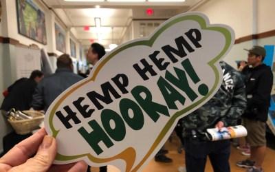 HEMP EVENTS ARE INSPIRATIONALLY EDUCATIONAL