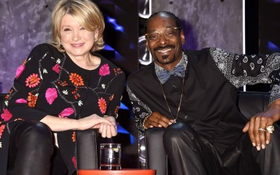 Martha Stewart and Snoop Dogg's New Startup Quietly Unveils Their 100% Legal CBD Miracle Oil and Big Pharma is Furious