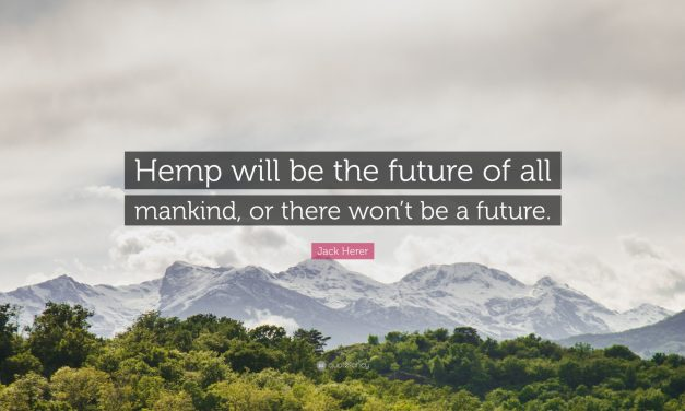 What about the rest of the hemp plant?