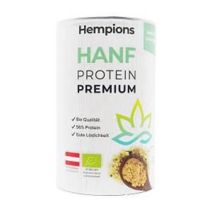 Hanf Protein Premium
