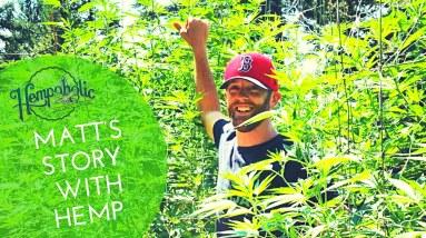How Master Farmer Matt Became a Hemp CBD Farmer