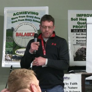 Neil Reiten   Industrial Hemp growing and harvesting