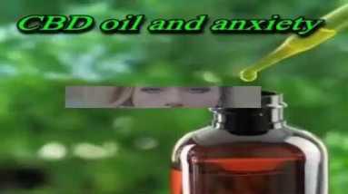 CBD Oil and Anxiety   How Cannabidiol Oil Works