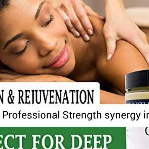 Hemp Hot Cream-Hemp Oil-Organic Hot Cream-Anti Cellulite-Muscle Cream-Pain Support (1 Gallon)-REVIEW