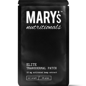 MN Elite Transdermal Patch 10mg