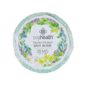Soji Health Eucalyptus Bath Bomb
