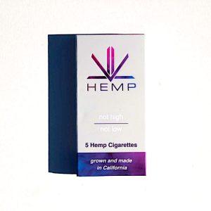 LVL Premium Hemp Cigarettes Prpl Pack