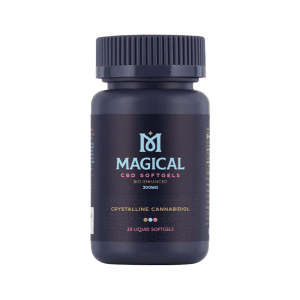Magical CBD Softgels 300mg
