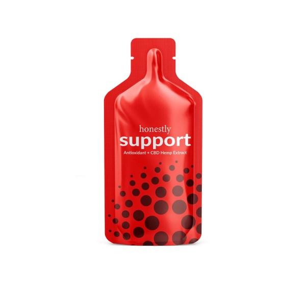 honeslty Support Hemp Extract Liquid Gel