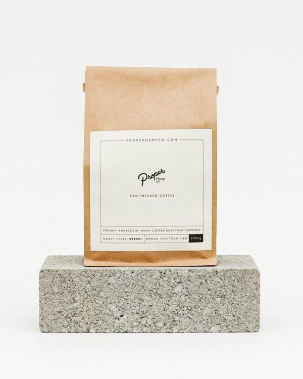 Proper Hemp Co CBD Infused Coffee