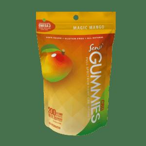 Sensi CBD Magic Mango CBD 200mg