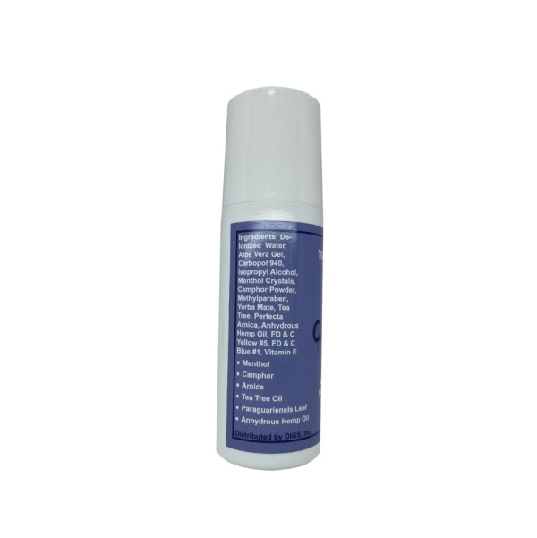 Healing Haven Apothecary BioChillz Cooling Gel Roll On 3oz