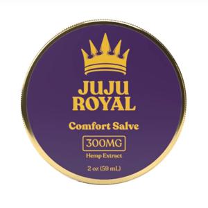 JuJu Royal Comfort Salve 300mg