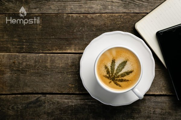 Benefits CBD Oil Coffee
