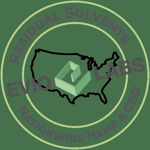 EVIO Labs | Residual Solvents | Nationwide Hemp Testing & CBD Testing