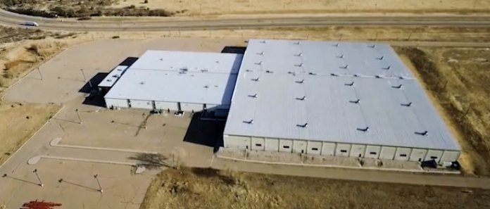 Paragon processing facility in Colorado