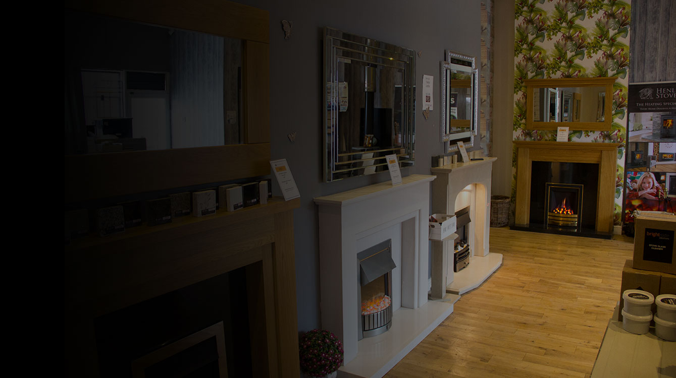 Hemsworth Fireplaces  EcoTech Stoves  Stoves Fires and Fireplaces