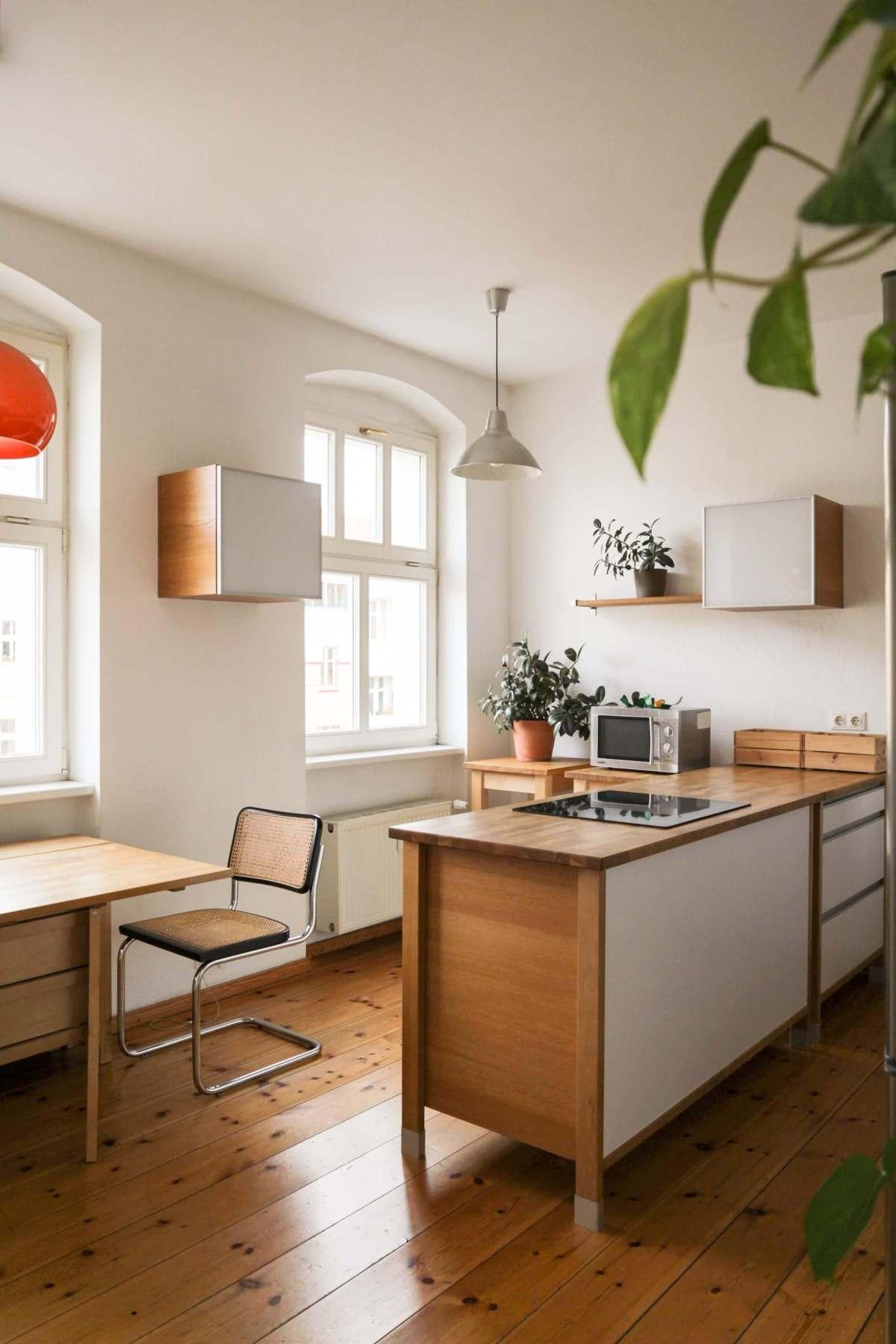 minimalistiskt kök